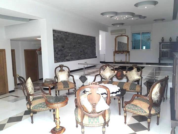 Rental Apartment villa - Jardins de Carthage - Tunisia