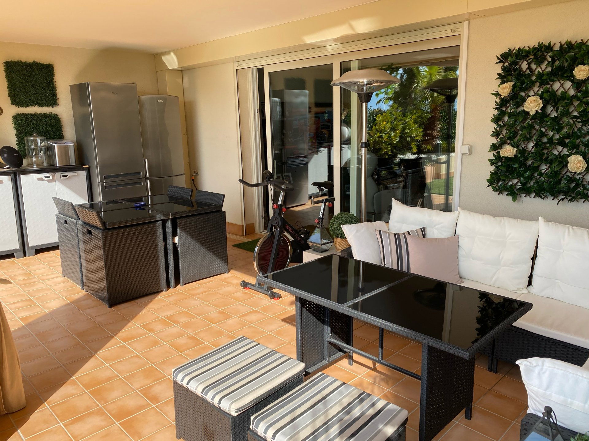 4 Rooms apartment Fontvieille