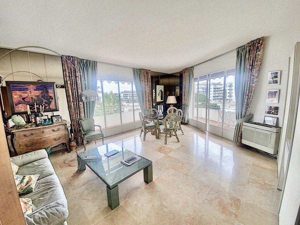Cannes Croisette 3 p 95 m2 résidence de luxe