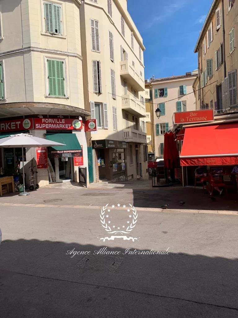 Sale Right to the lease - Cannes Suquet