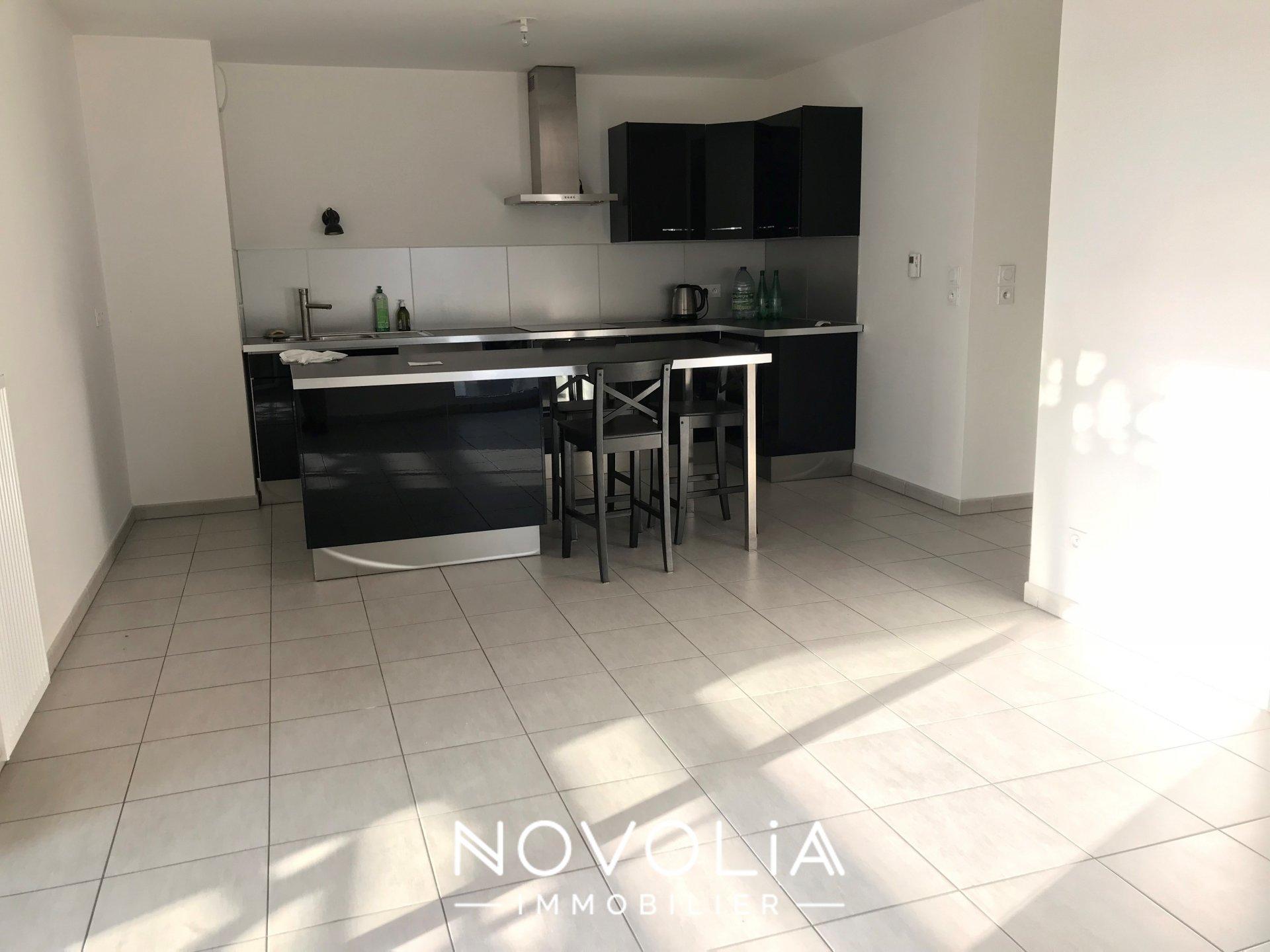 Achat Appartement, Surface de 63.82 m²/ Total carrez : 63.82 m², 3 pièces, Villeurbanne (69100)
