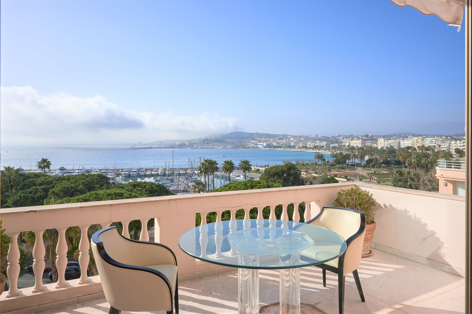 For sale - Duplex penthouse with 80m² terrace and panoramic sea view - Croisette