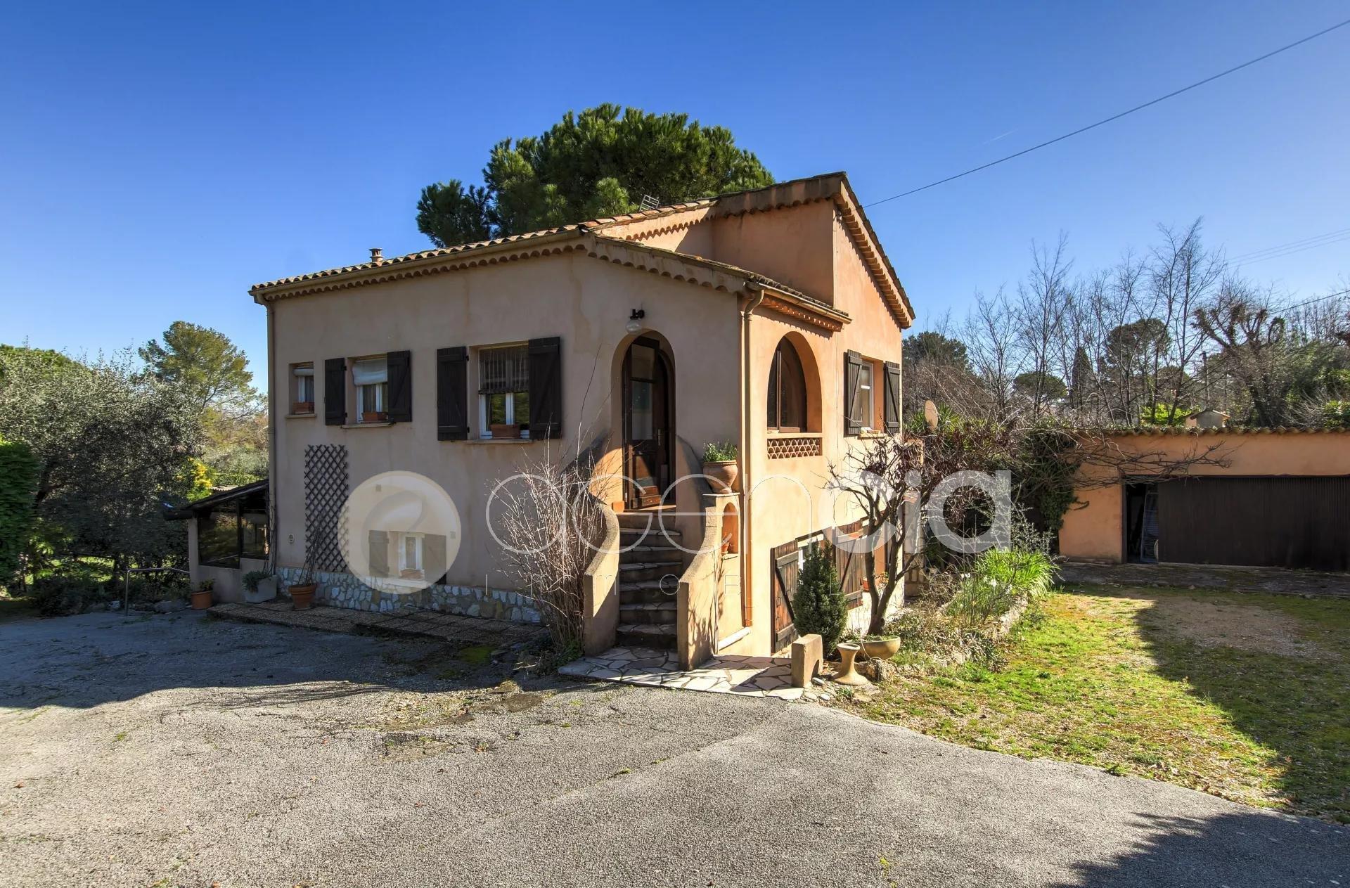 Villa individuelle au ROURET
