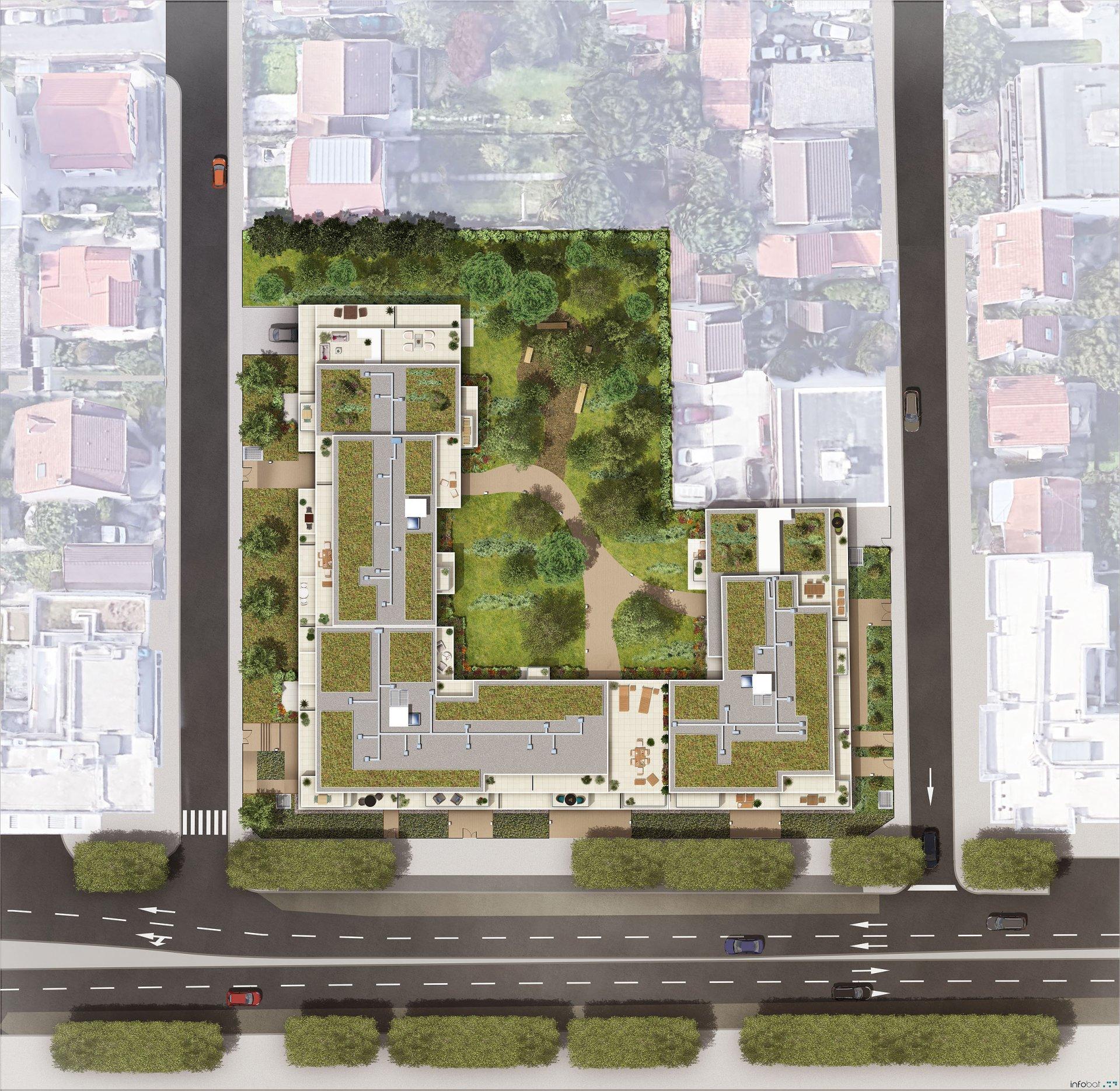 Programme Immeuble - Les Pavillons-sous-Bois