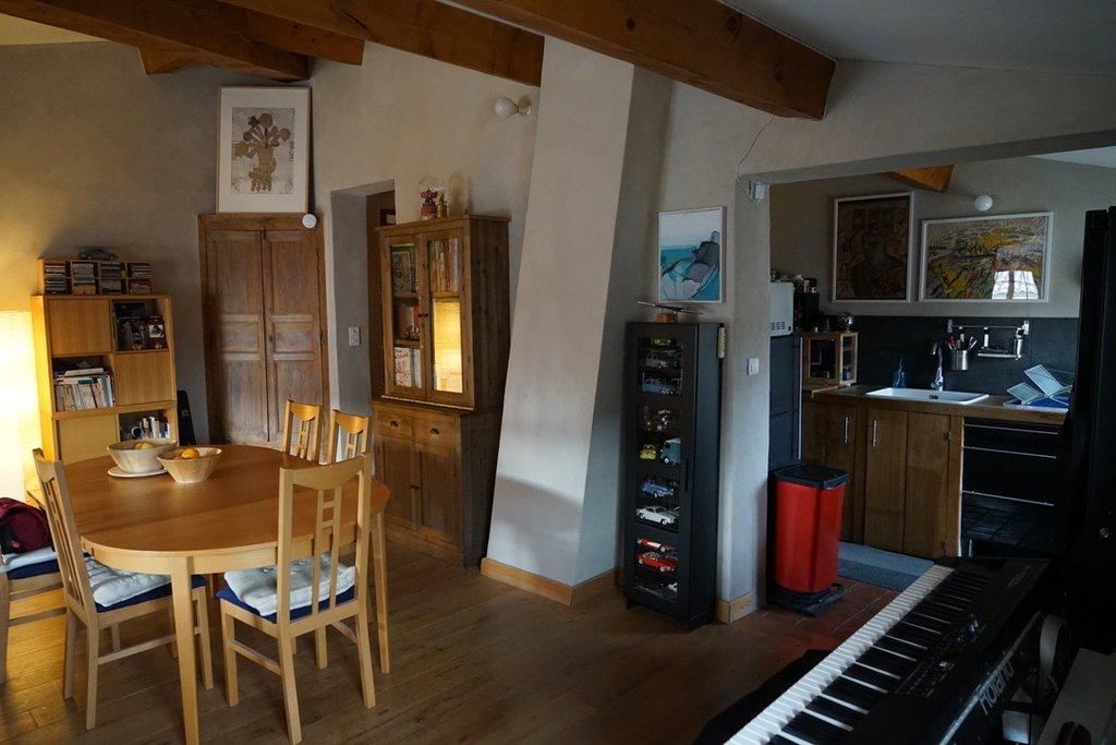 COTIGNAC, Appartement bourgeois  T3 dans maison Bourgeoise 18 eme siècle