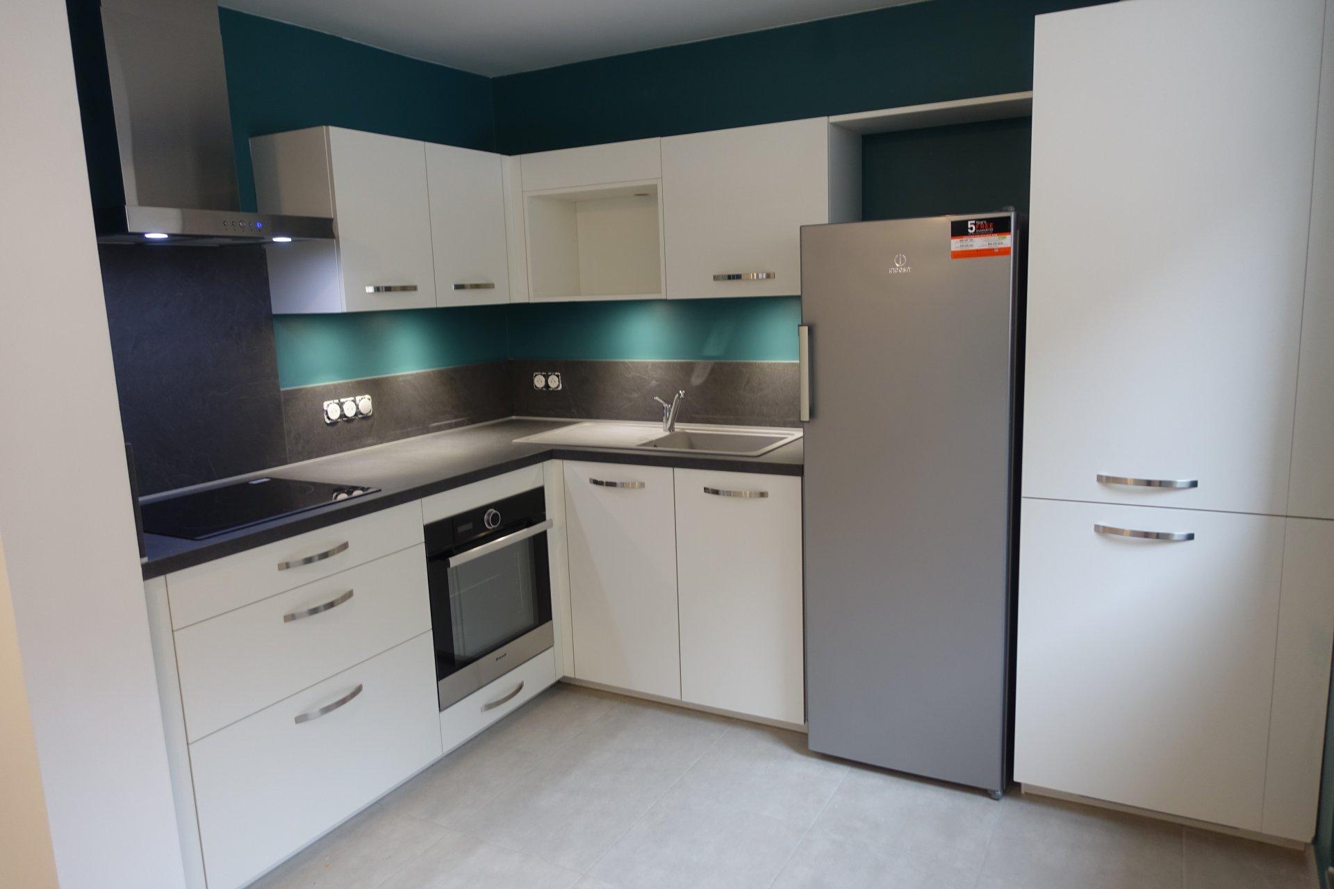 Appartement 3 pièces avec garage
