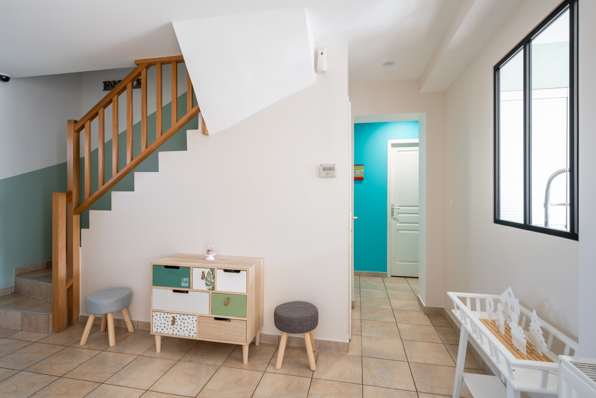 Maison 110 m2 secteur résidentiel