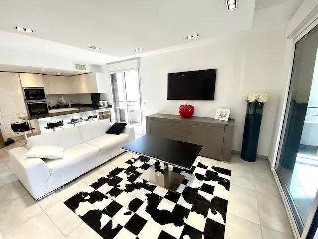 En exclusivité- Coup de coeur assuré pour cet appartement neuf dans résidence récente à 3min à pieds de la rue d'Antibes