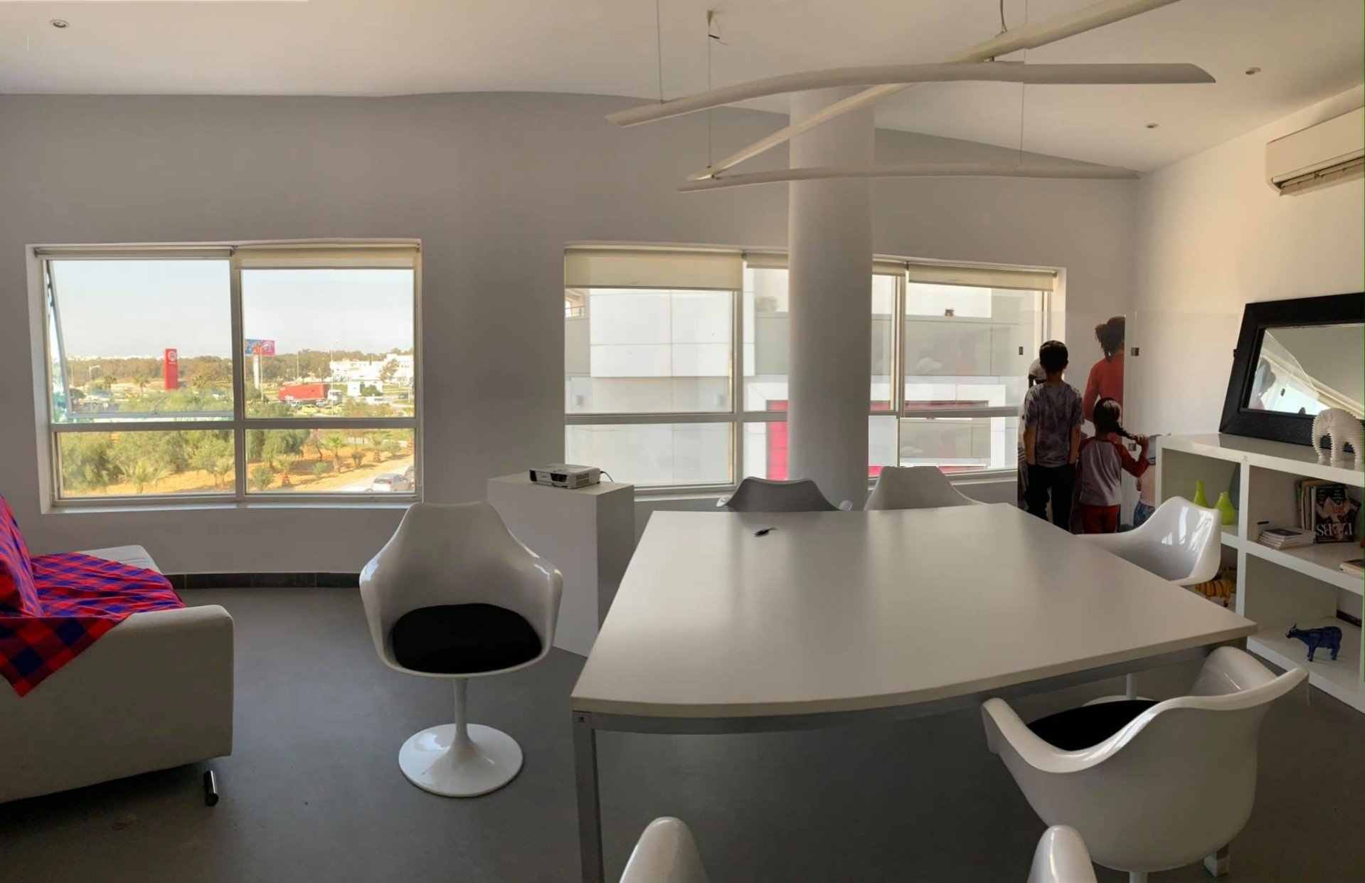 Vente Bureau de 4 pièces 143.5 m² au Lac 2