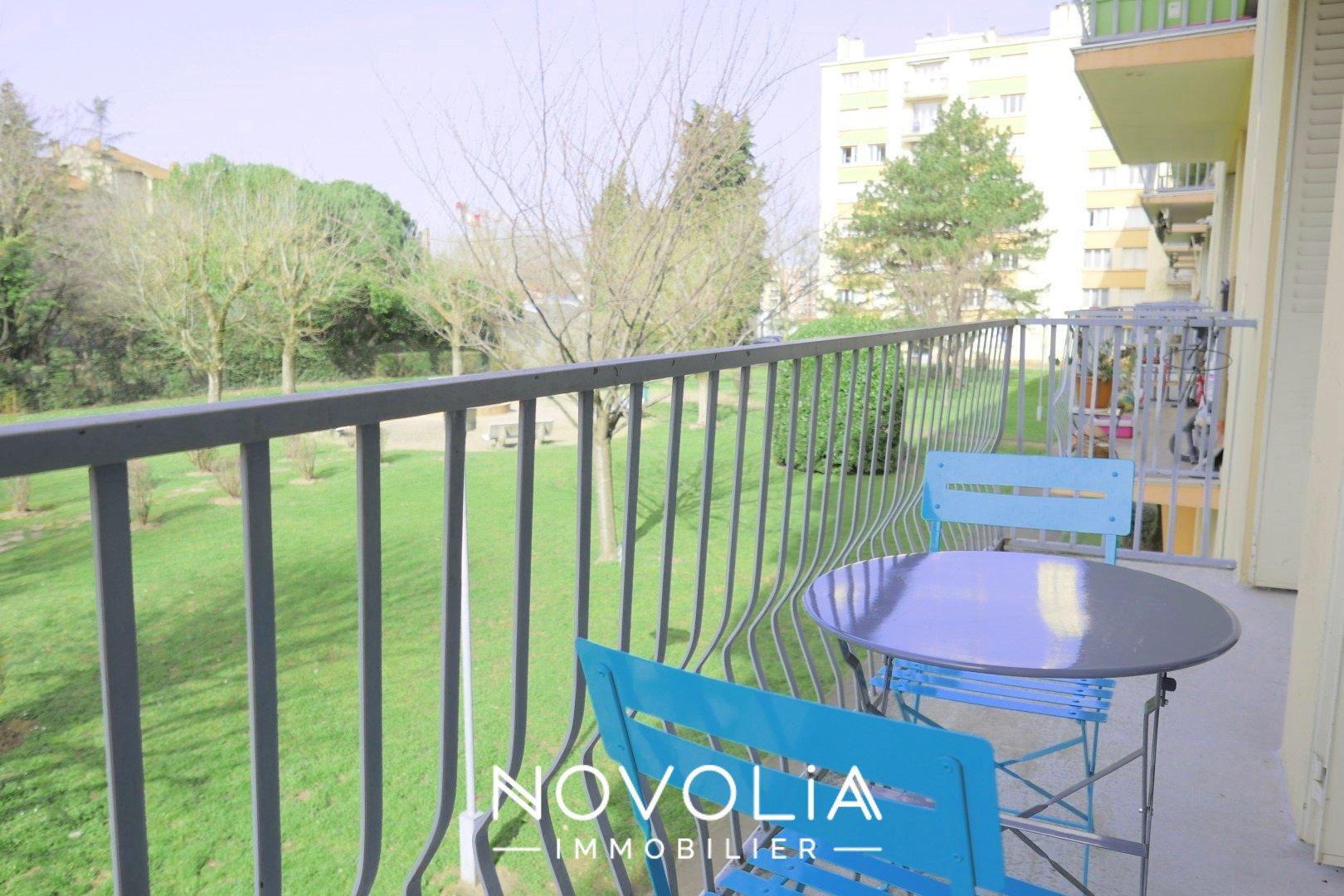 Achat Appartement Surface de 62.51 m²/ Total carrez : 62.33 m², 3 pièces, Villeurbanne (69100)