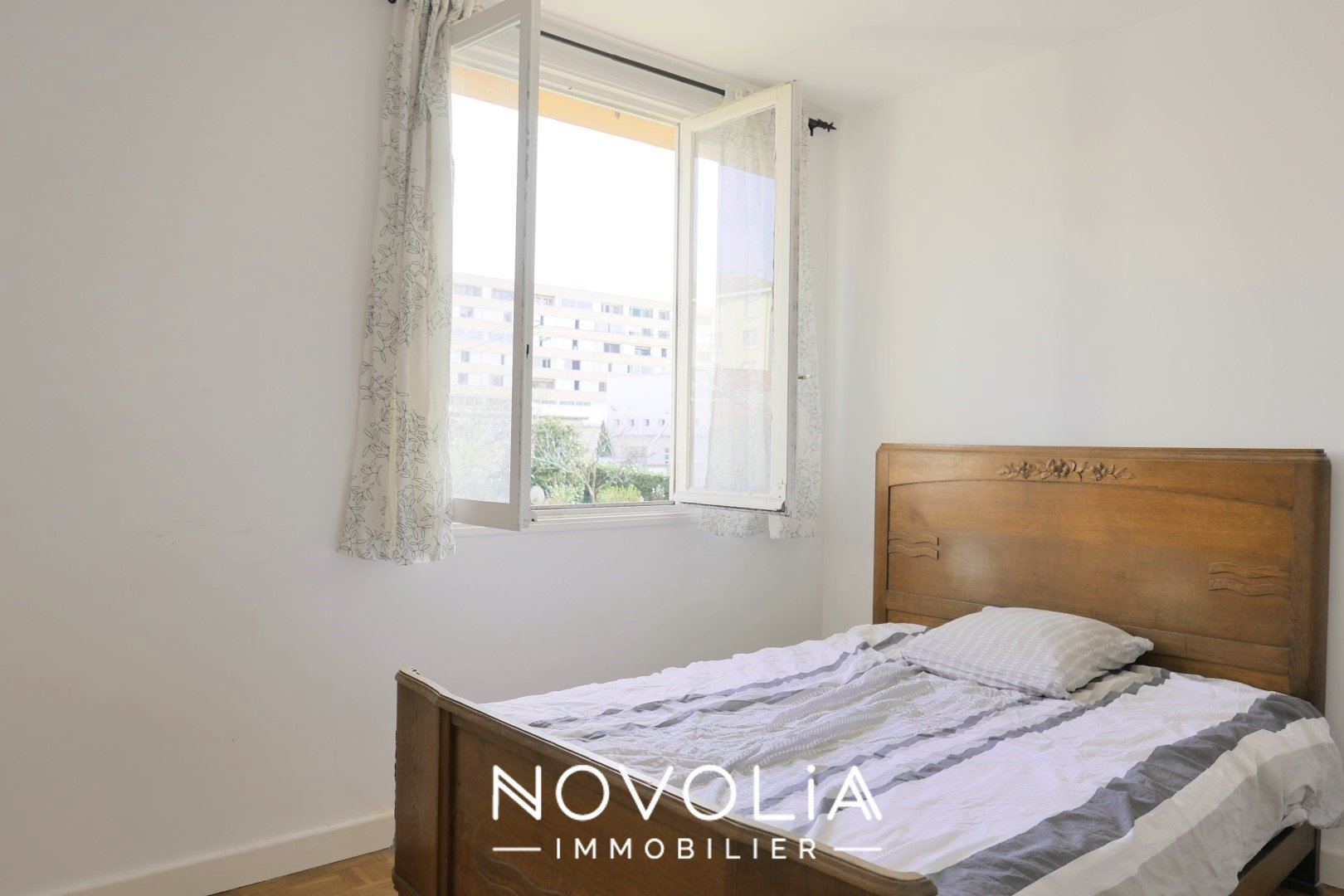 Achat Appartement, Surface de 62.51 m²/ Total carrez : 62.33 m², 3 pièces, Villeurbanne (69100)