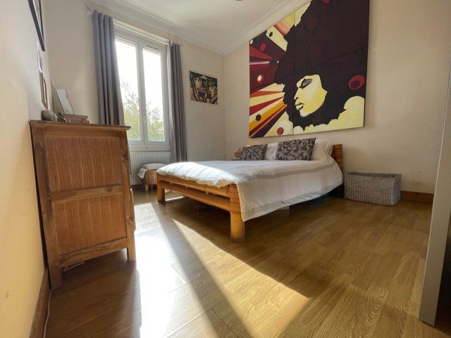 appartement charmant et central de 3 chambres à Antibes