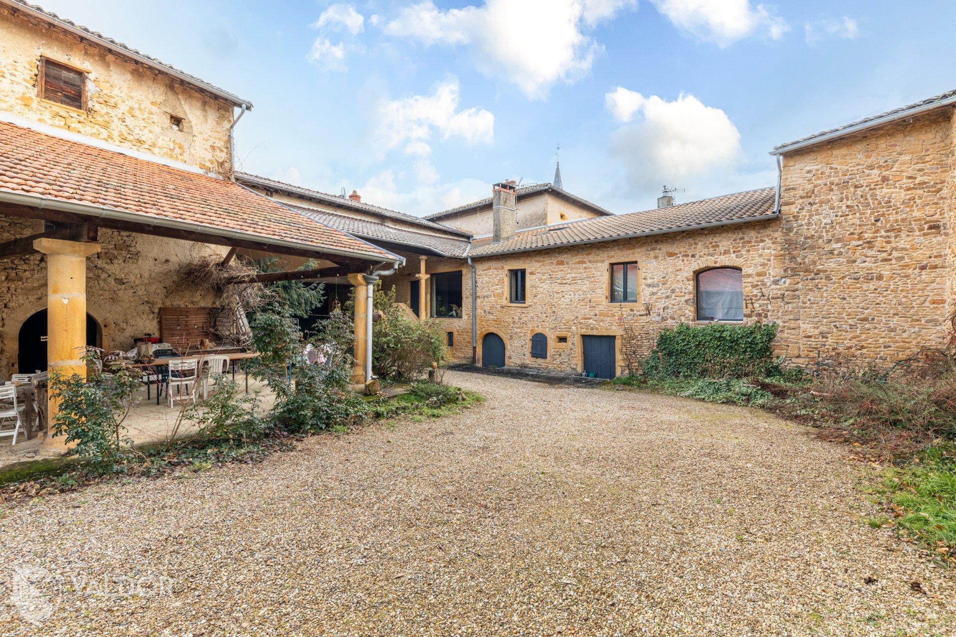 Vente Maison de village Frontenas