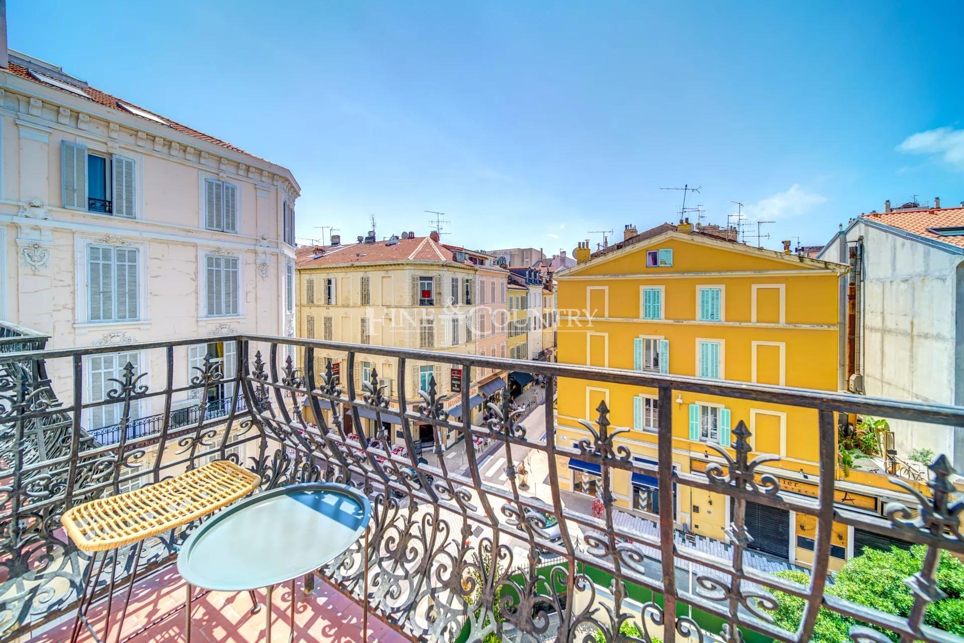 Vente Appartement Bourgeois Cannes