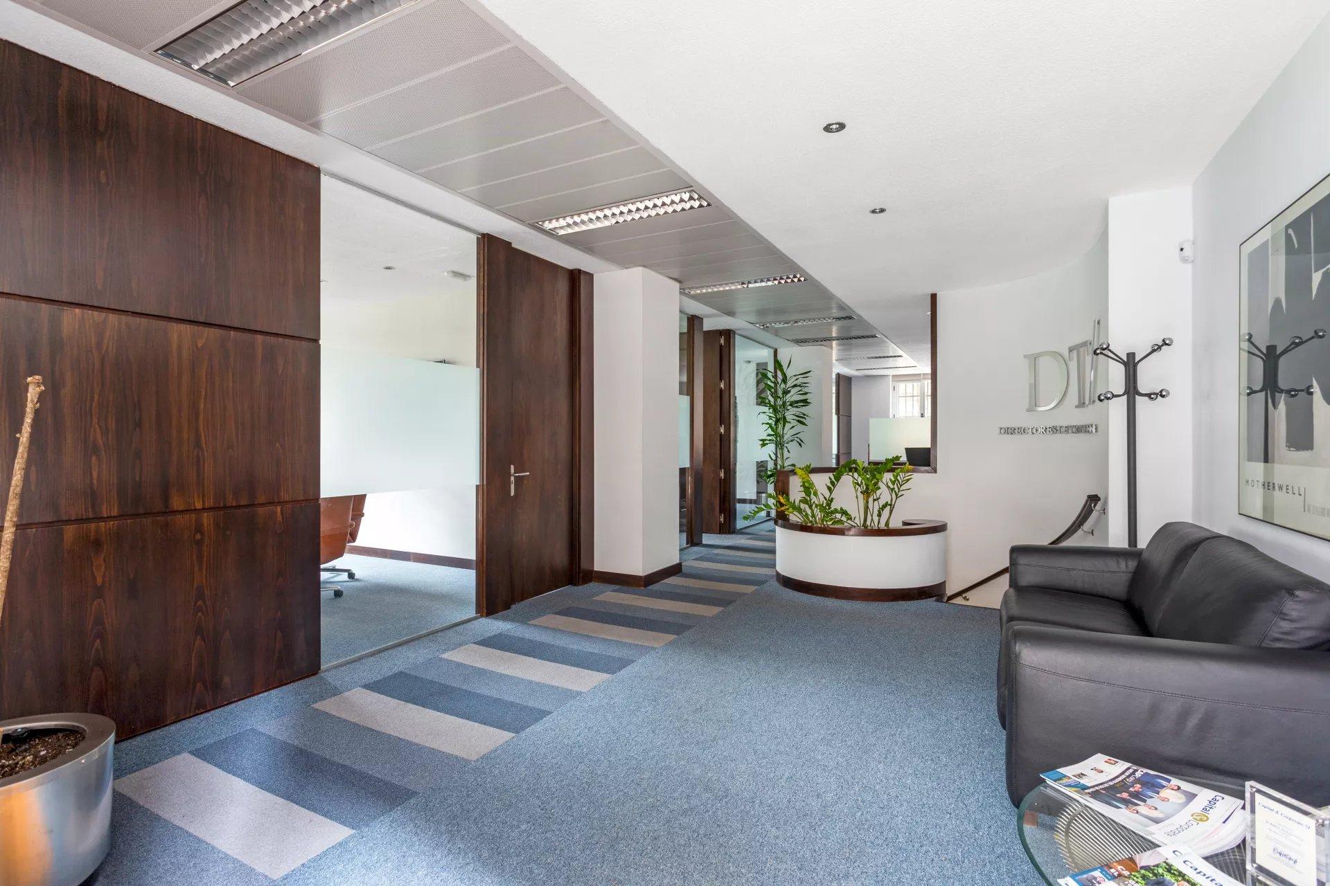 Rental Office Madrid Nueva España