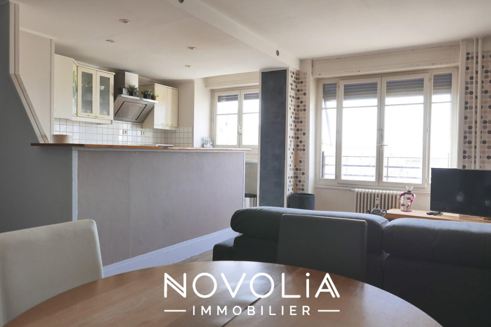 Achat Appartement Surface de 53 m², 2 pièces, Lyon 8ème (69008)