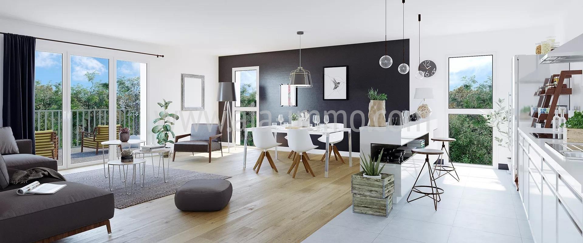 Sale Duplex - Bons-en-Chablais