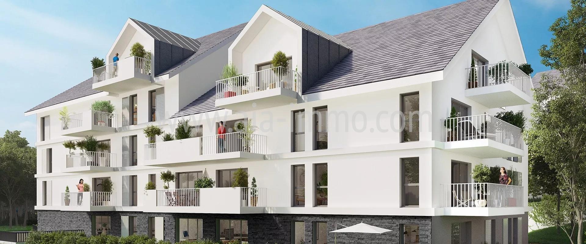 Sale Apartment - Bons-en-Chablais