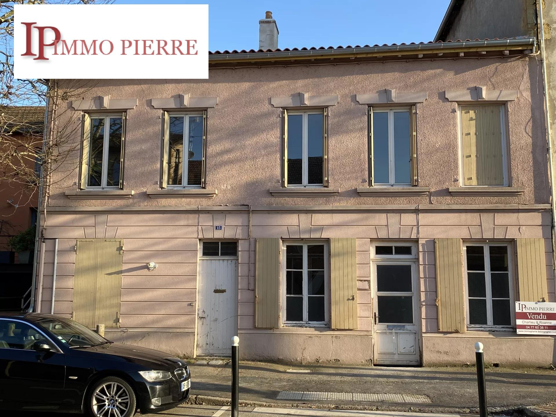 COMPROMIS Appartement Charlieu centre