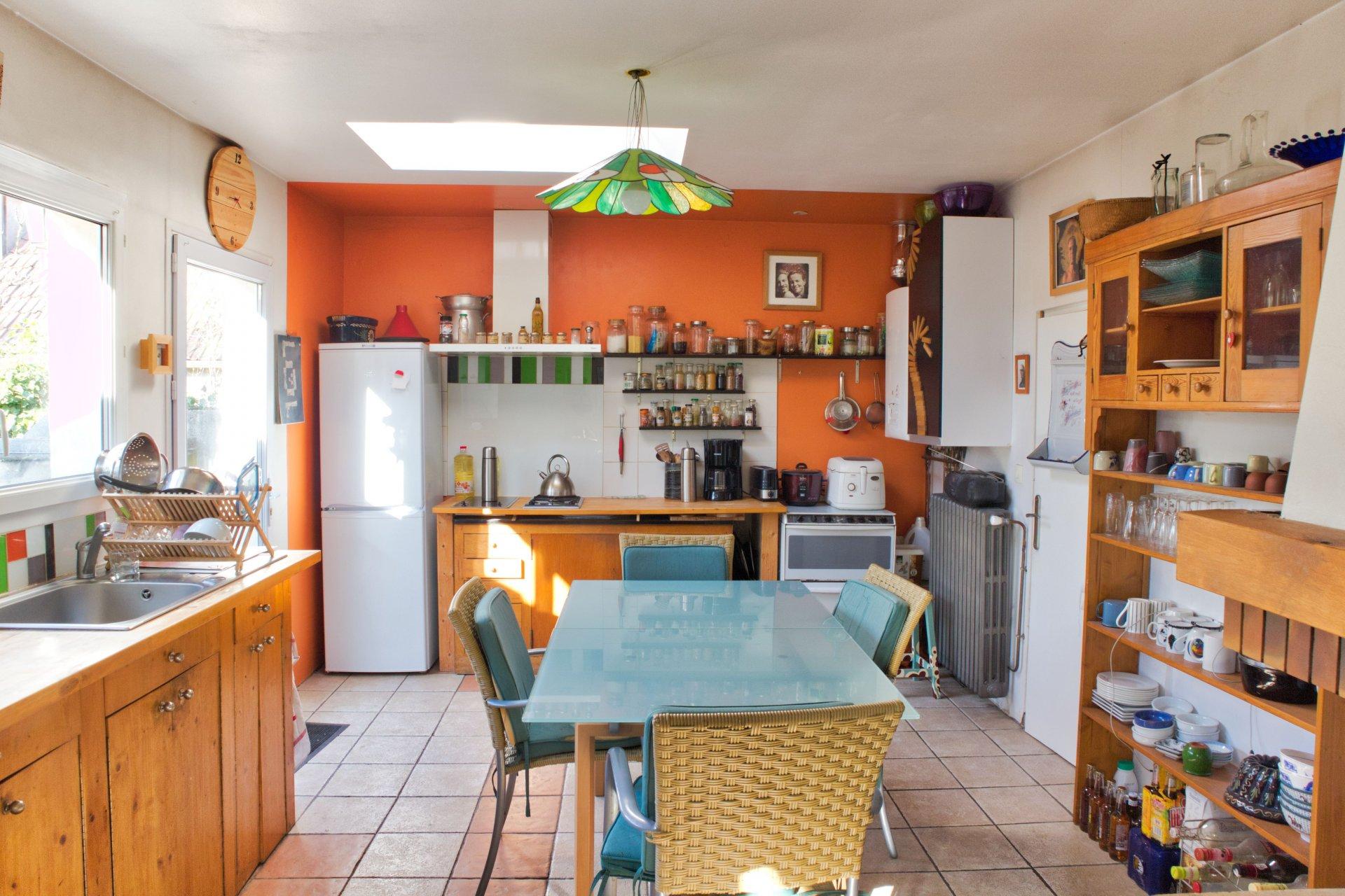 Plain pied de 4 ch 113 m² à Jouars-Pontchartrain