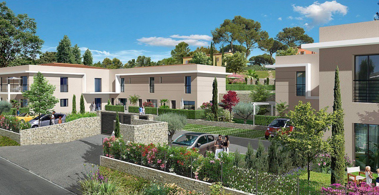 VALBONNE - French Riviera - 2 bed Apartment - near old village