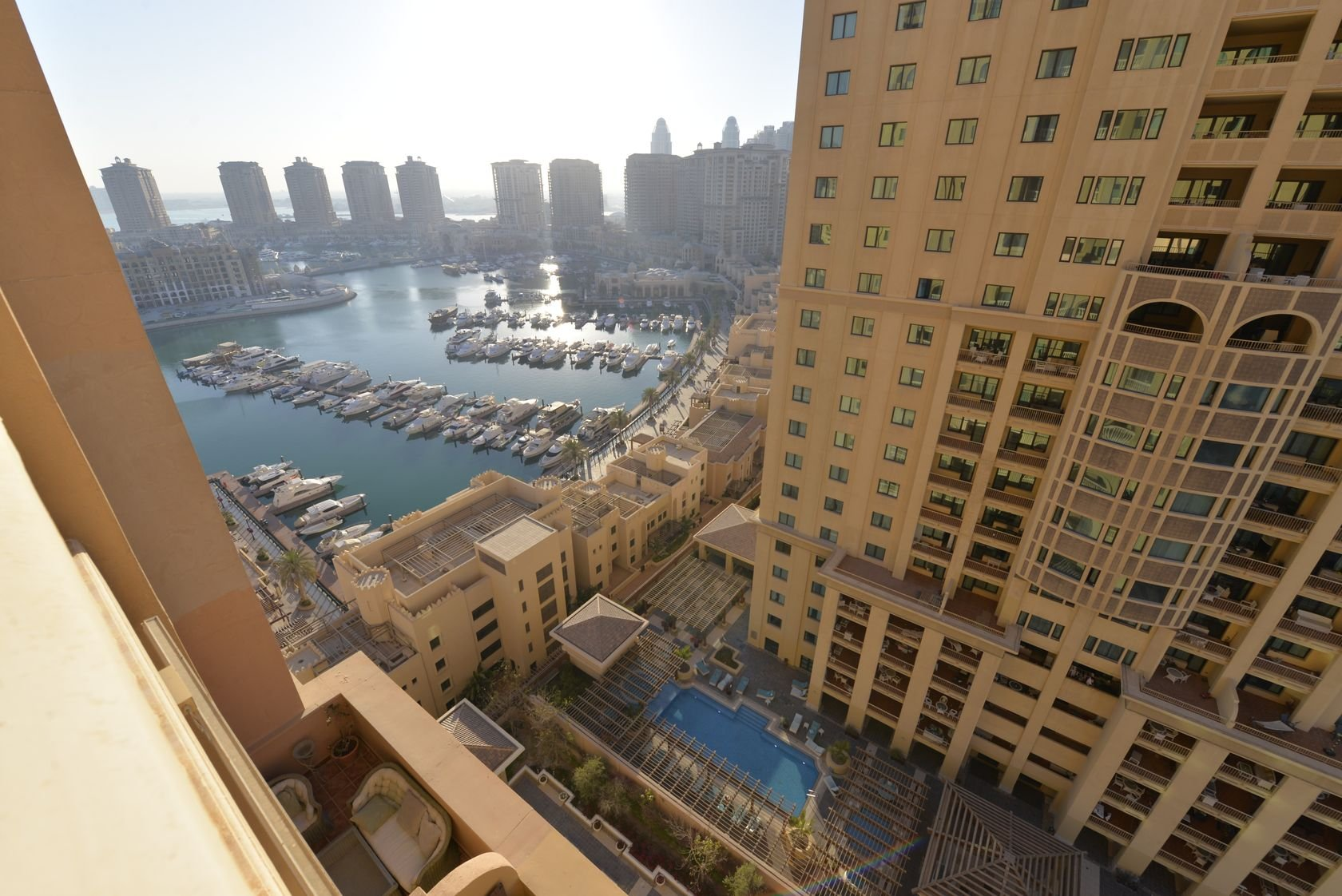 Rental Apartment Doha The Pearl