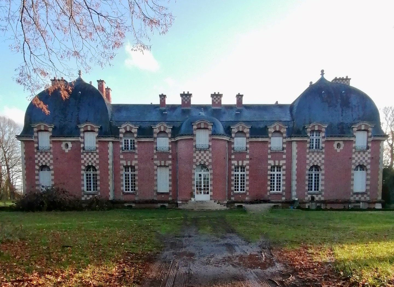 Château de GOYENCOURT 80700