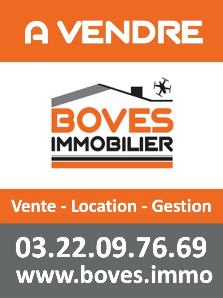 MAISON Jardin Garages BOVES (80440)