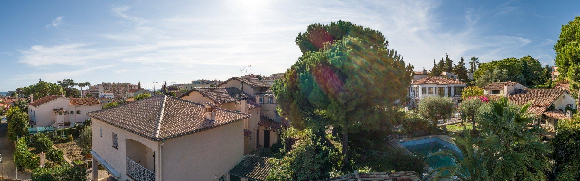 CAGNES-SUR-MER - Prôvence-Alpes-Côte d'azur - vente appartement neuf - Aperçu mer