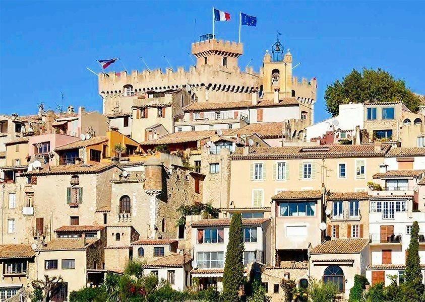 CAGNES-SUR-MER - Prôvence-Alpes-Côte d'azur - vente appartement 4 pièces - Vue mer