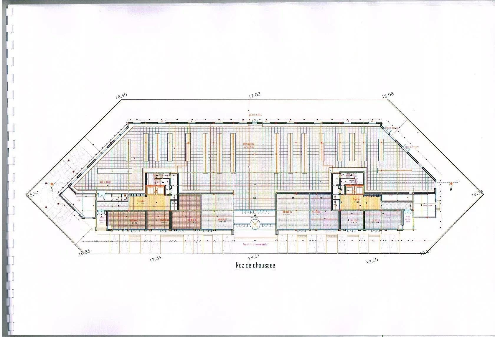 Terrain constructible R+10 à Sahloul 4