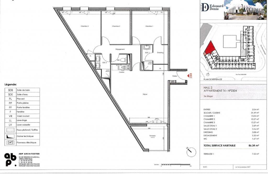 Sale Apartment - La Rochelle