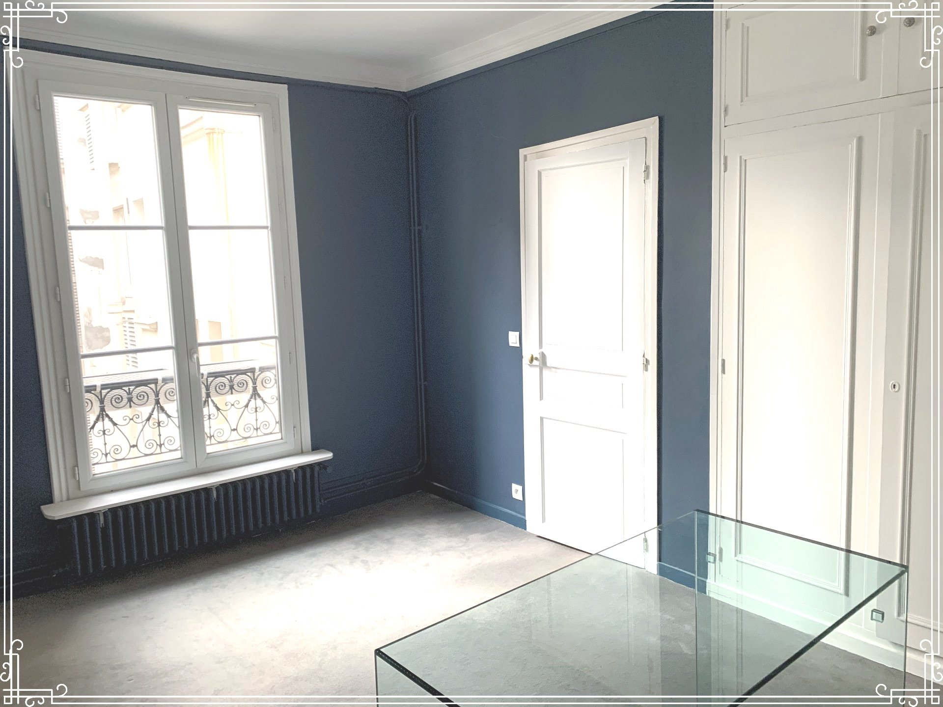EXCLUSIVITE  T3 (77,55 M²)  4 ème étage (ascenseur) + CAVE + pièce annexe au 6 ème étage de 6,4 M²