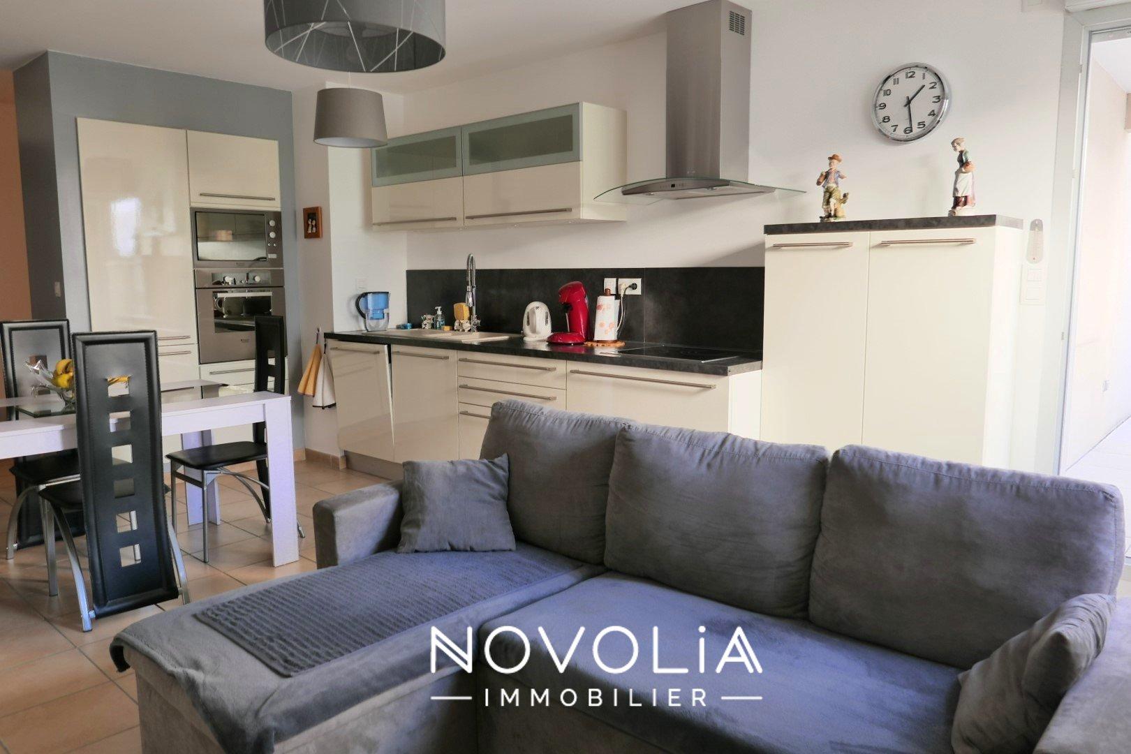 Achat Appartement Surface de 67.85 m²/ Total carrez : 67 m², 3 pièces, Lyon 8ème (69008)
