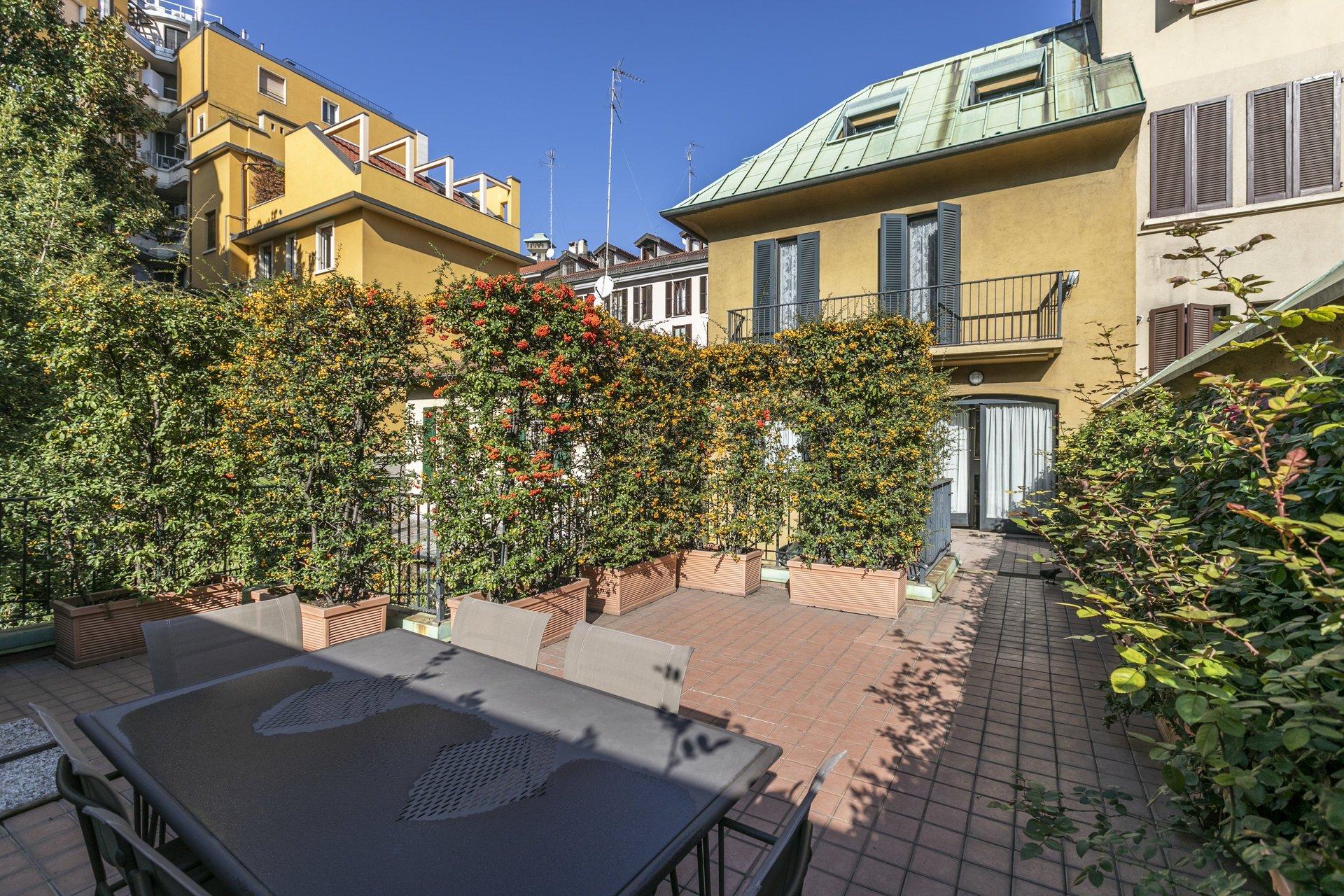 Sale Villa Milano Porta Romana