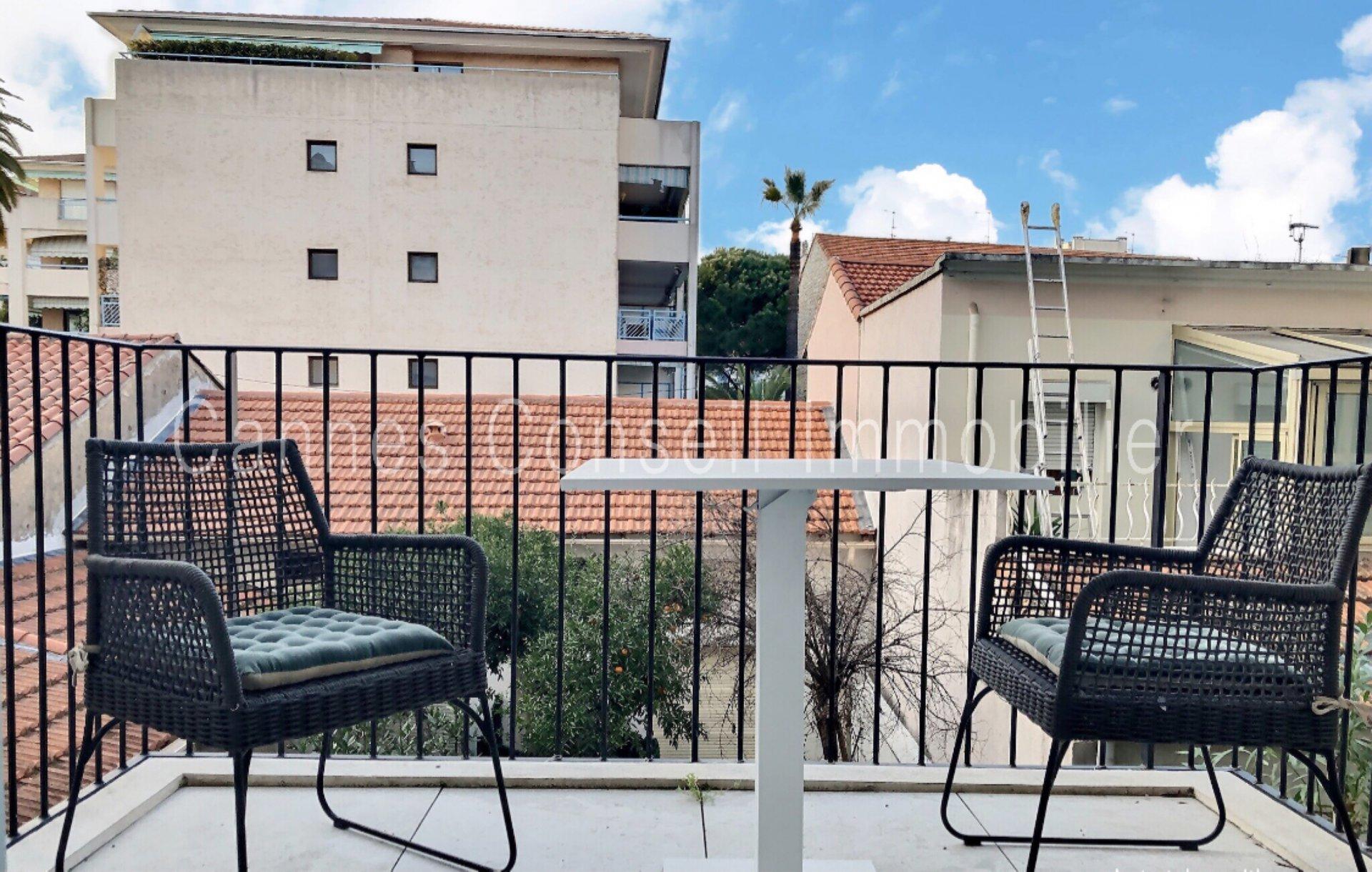 Rental Apartment - Cannes République
