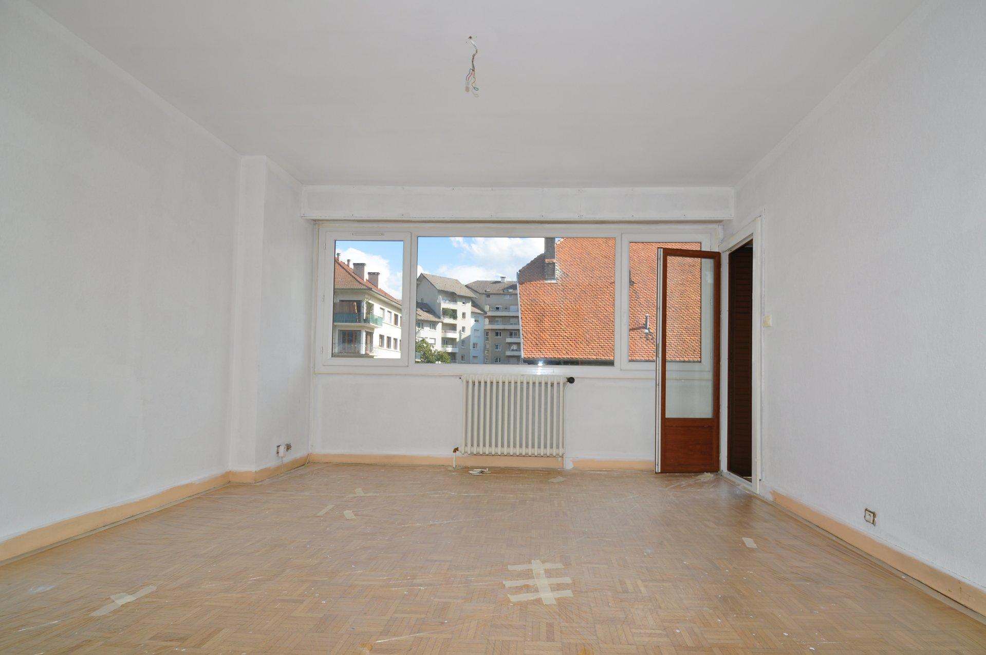 Spacieux T2 - 58.90 m² avec parking copropriété