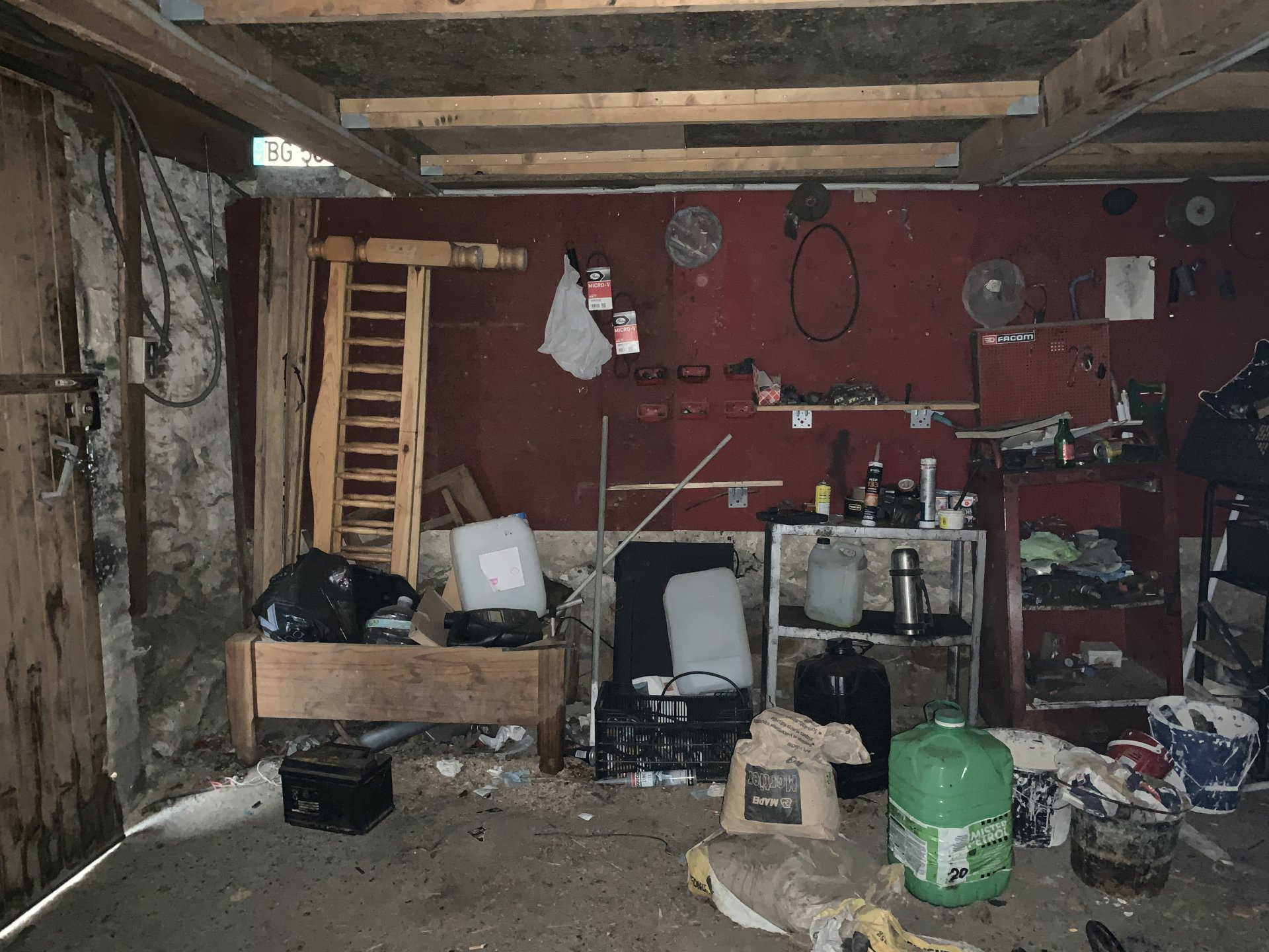 Maison de village à rénover