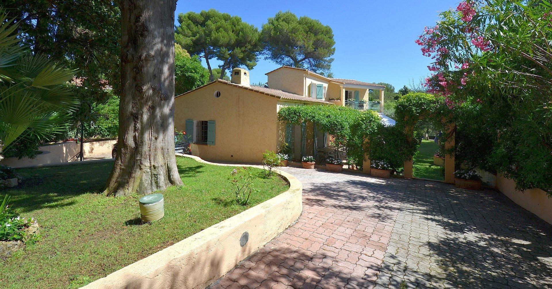 Rental Villa - Biot Bois Fleuri