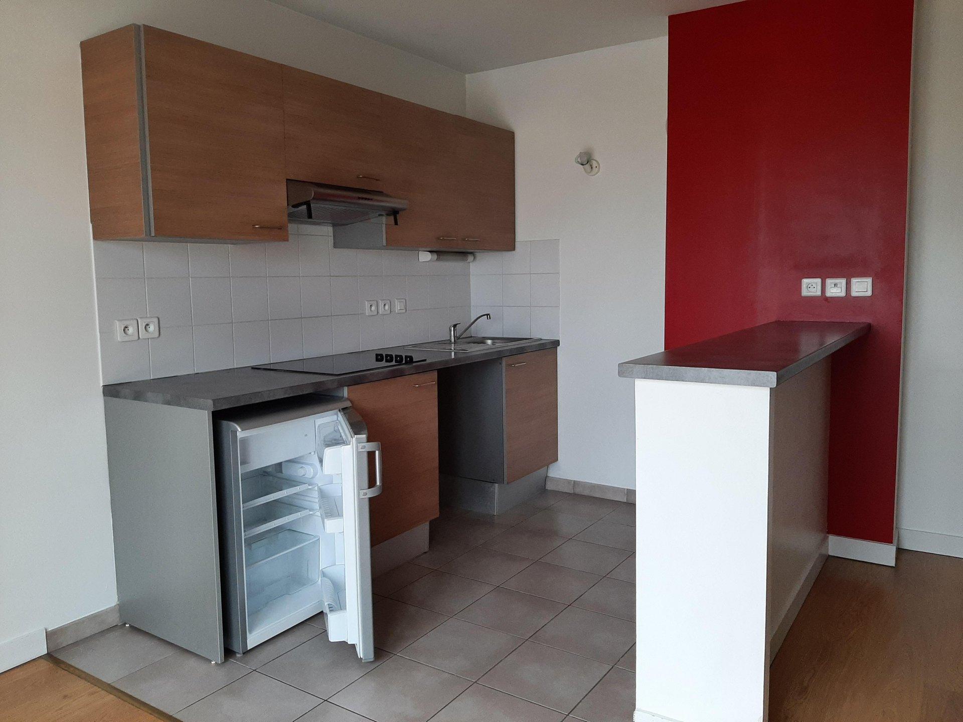 Appartement  T2 : 54.06 m2