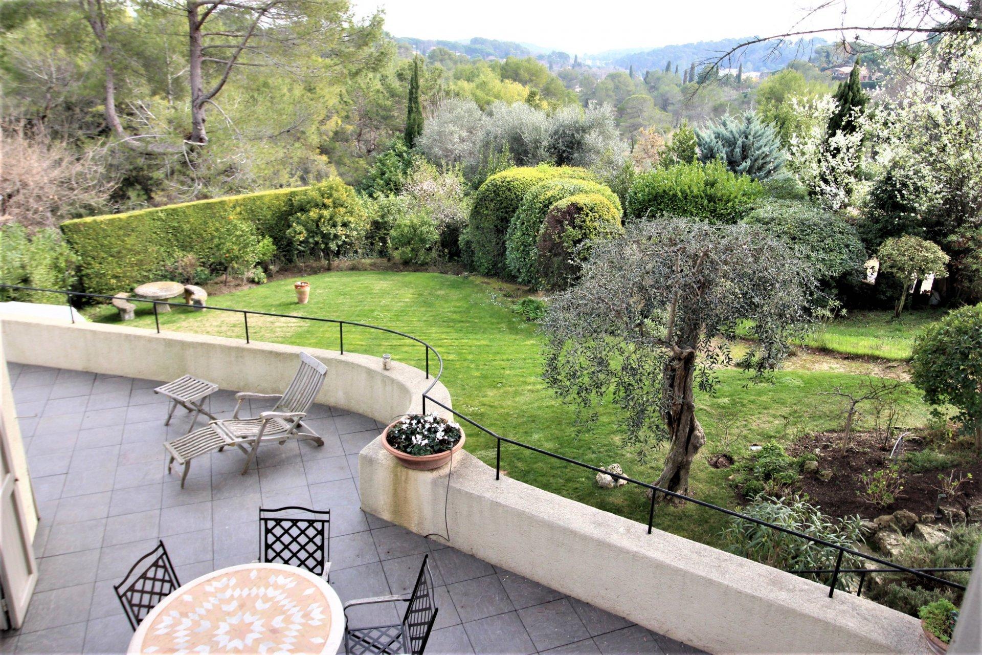 Elegant Villa med utsikt över havet och kullarna - Mouans Sartoux