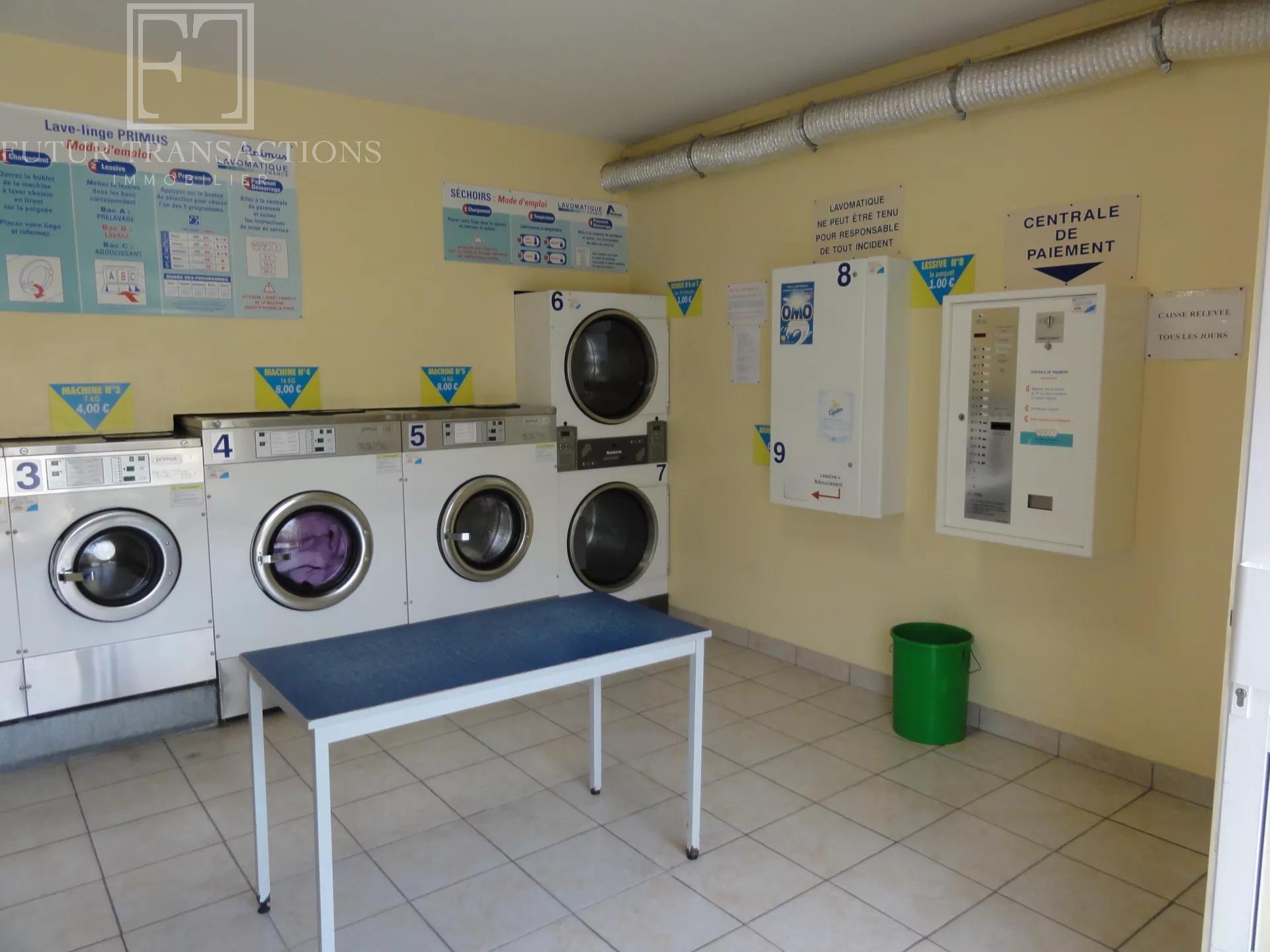 Laverie à BRANTOME
