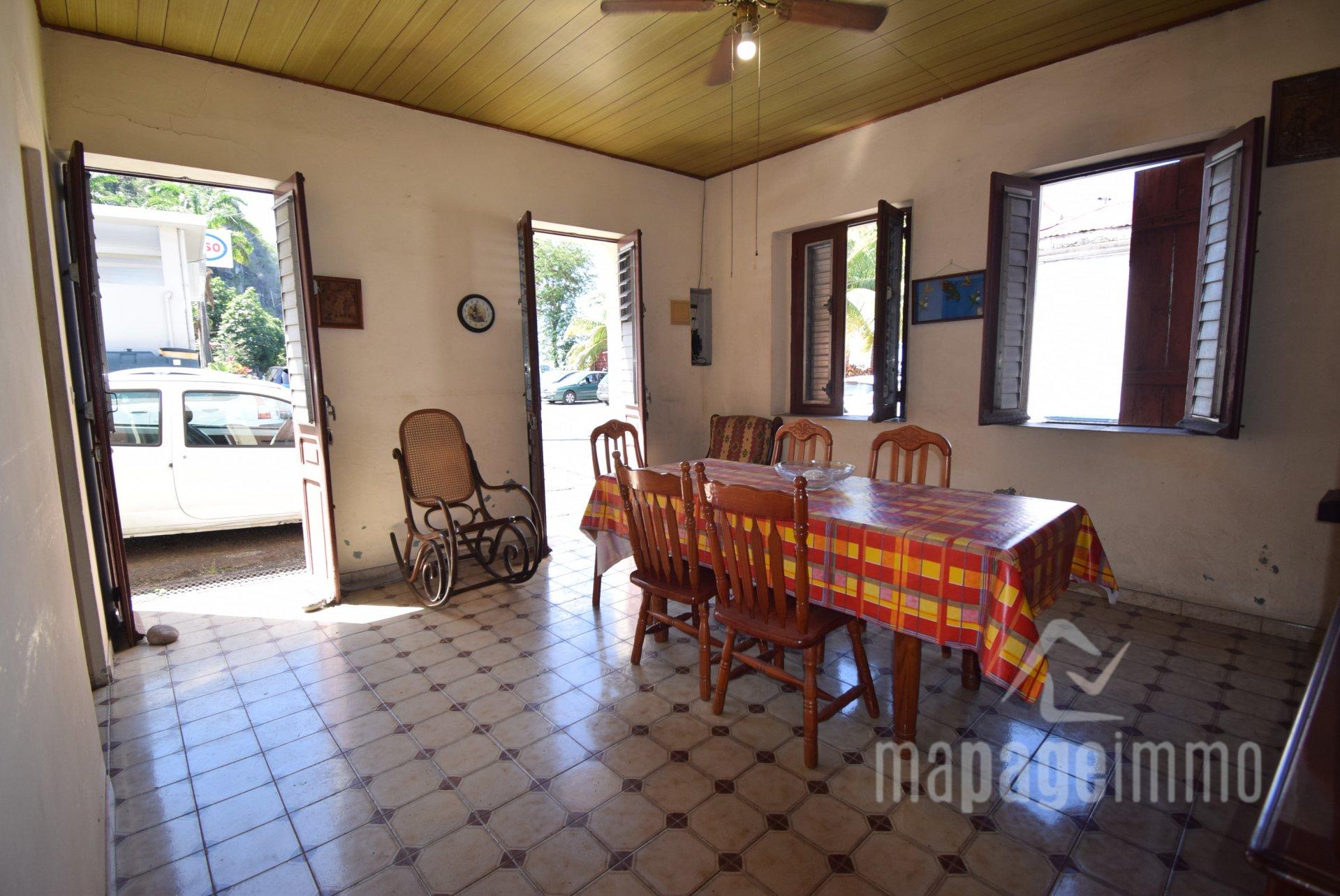 Sale Terraced house - Saint-Pierre - Martinique