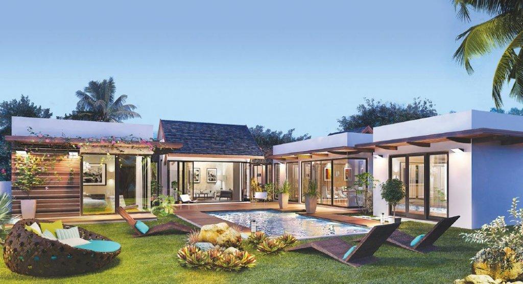 Beautiful Villa in Grand Baie