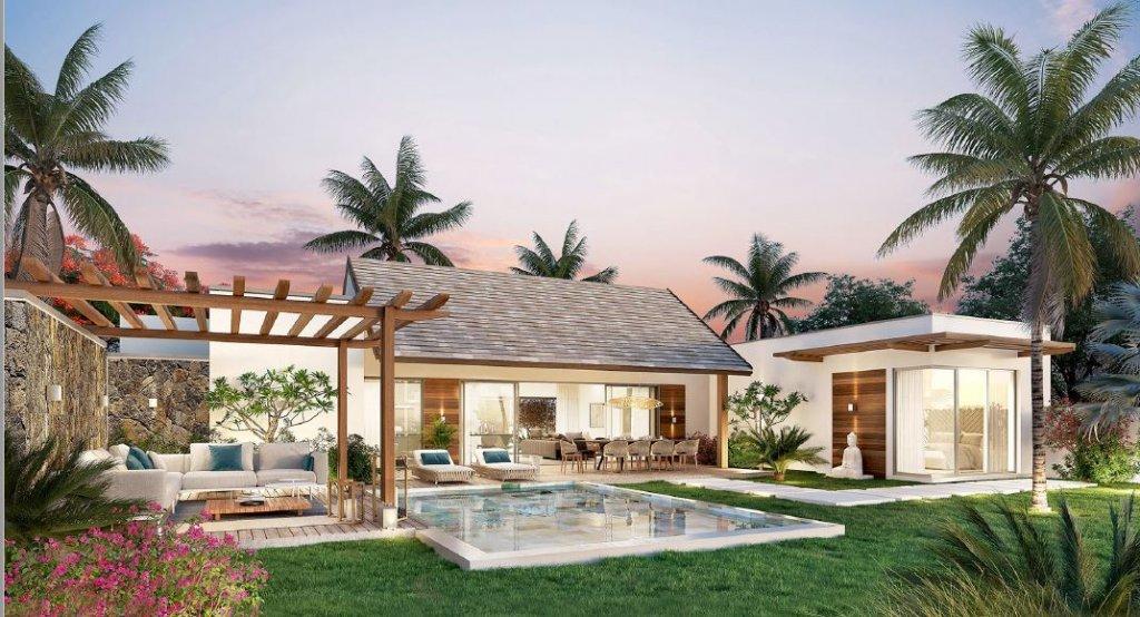 Merveilleuse Villa a Grand Baie