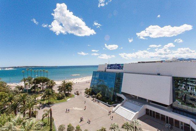 Cannes - Croisette - 2 pièces avec terrasse