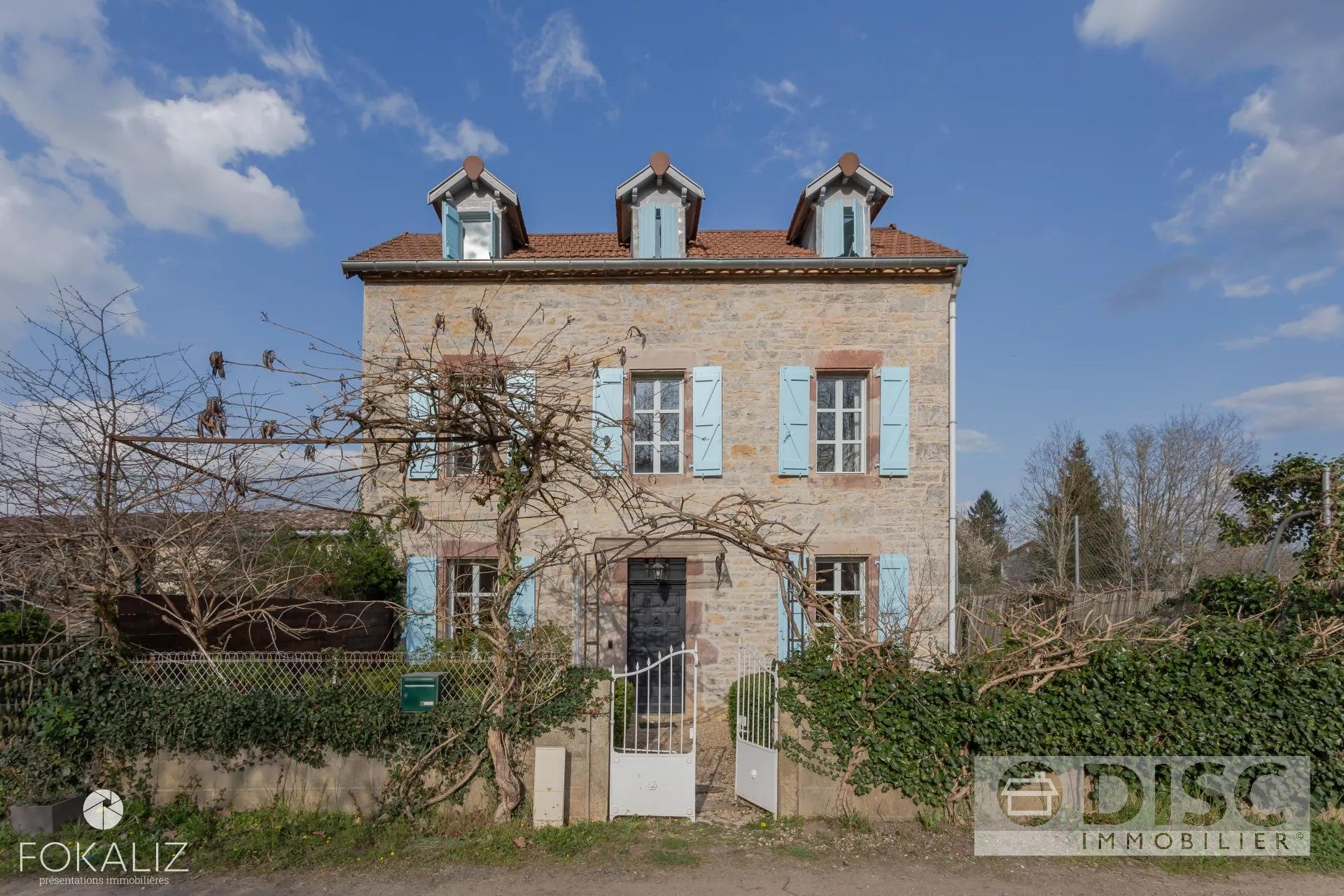 Charming house a few kilometers from St Antonin Noble Val.