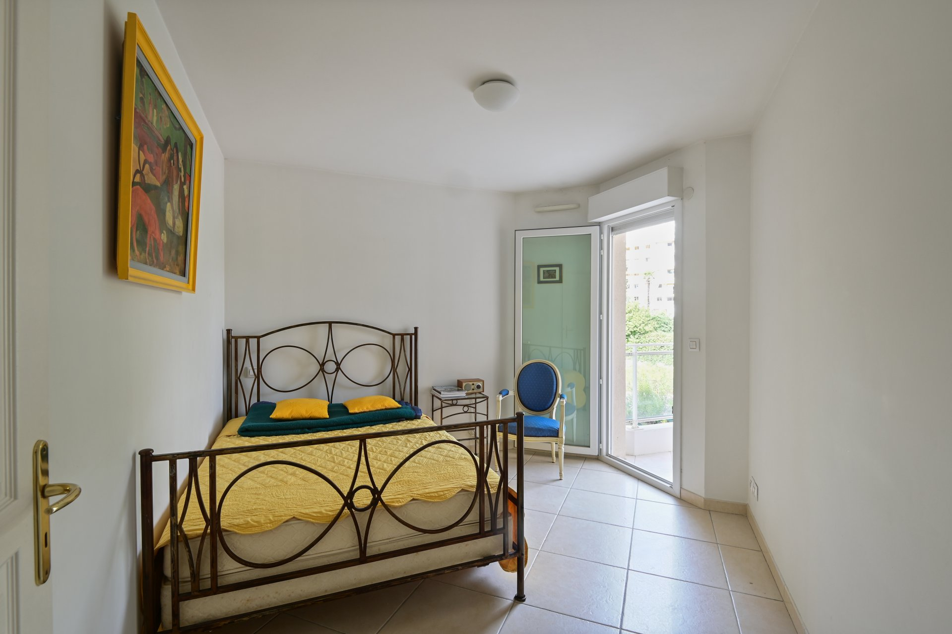 CANNES - SOLE AGENT - Lovely Palm Beach apartment in luxurious building with pool
