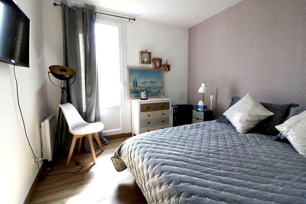 appartement lumineux rénové