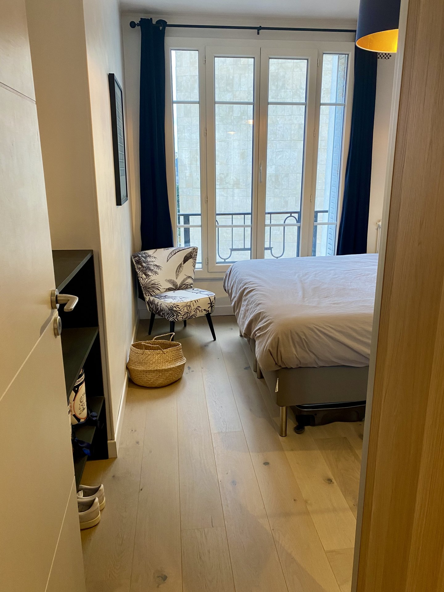 2 rooms completely renovated Boulogne Billancourt